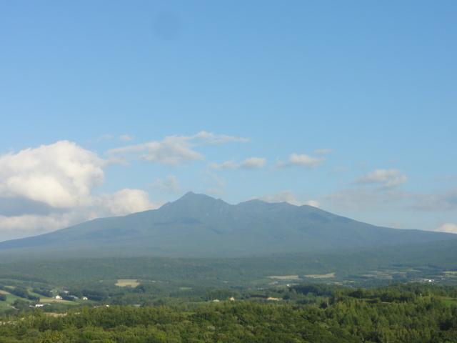 斜里岳 119