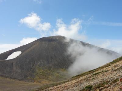 黒岳~旭岳 158