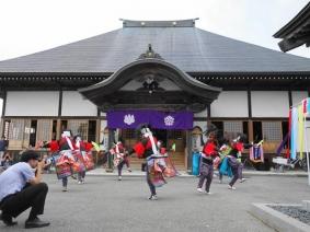 盆供養-讃剣舞