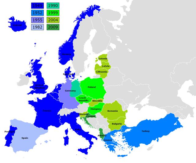 NATO加盟国