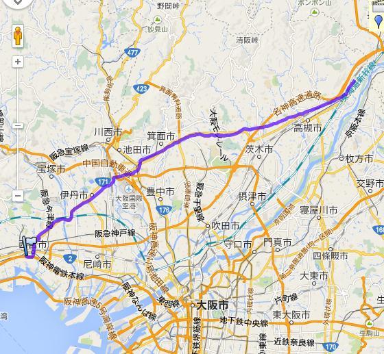 第3回大阪8耐ウオーク検定