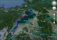琵琶湖一周8回割W・第1~4回(GE)