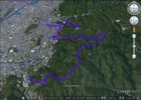 京都一周トレイル・東山②(GE)