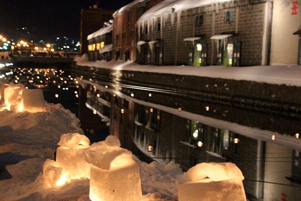 小樽雪あかりの道