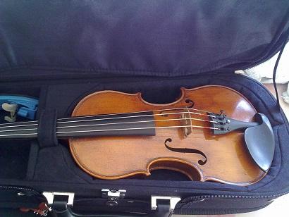 写真 ヴァイオリン