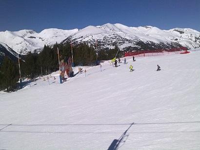 写真スキー3月