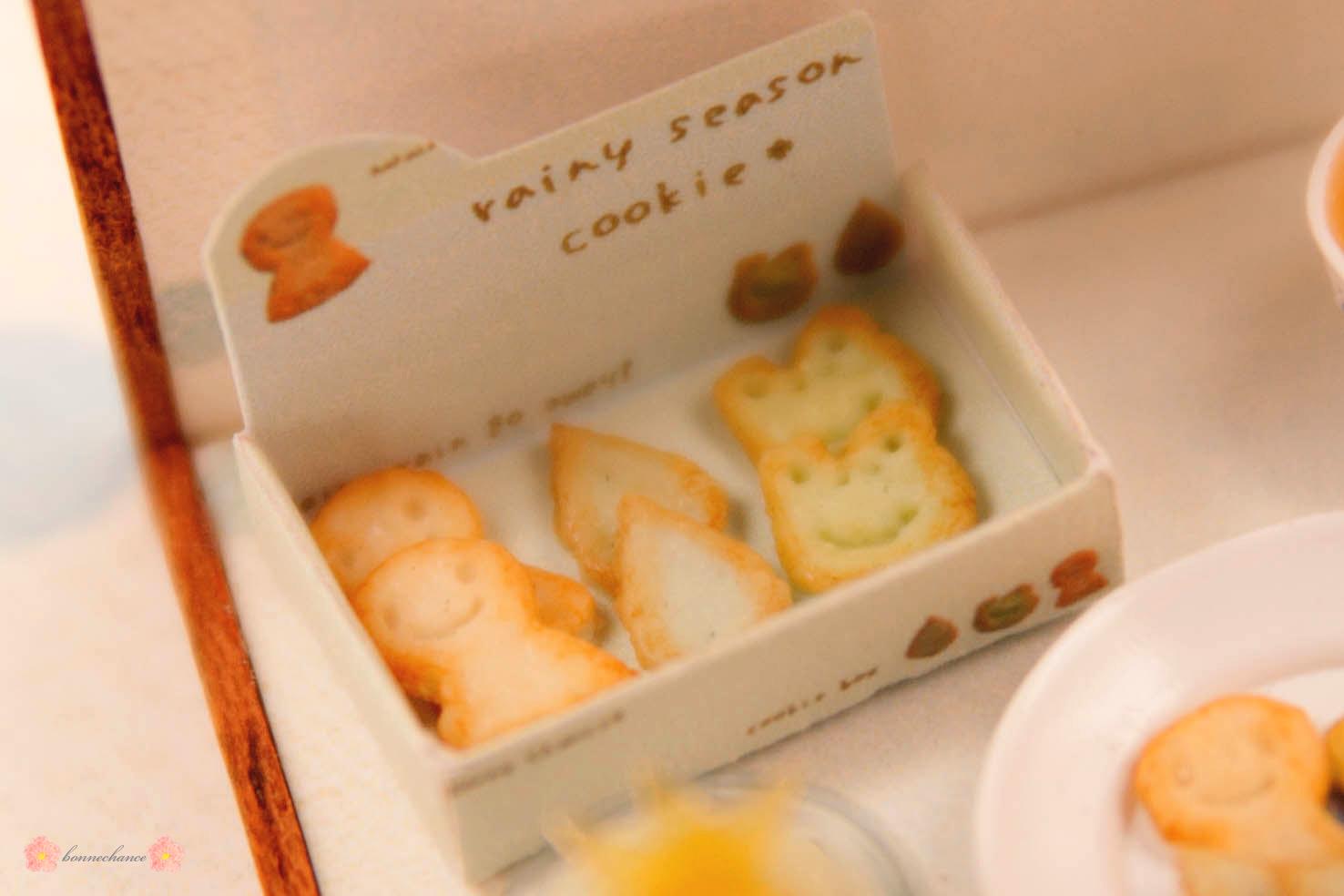 クッキー箱