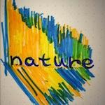 Natureのロゴ