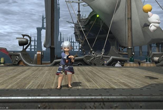 FF14釣り