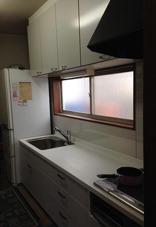 I邸キッチンH70