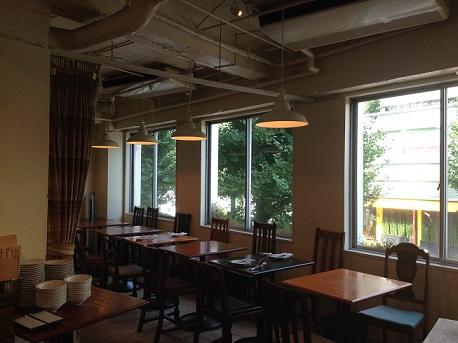 恵比寿戸建てレストラン