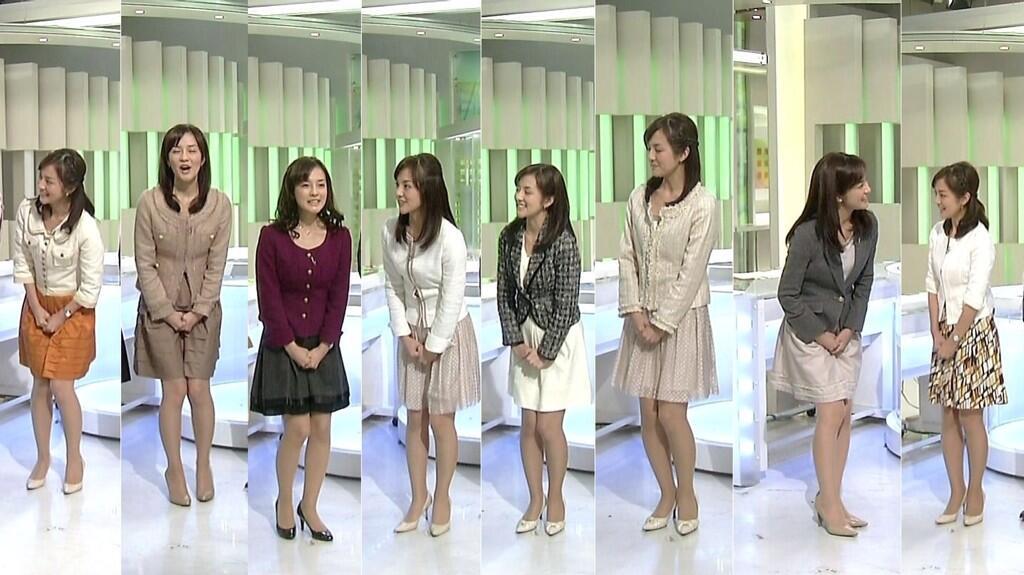 NHKの女子アナがよくする仕草が謎