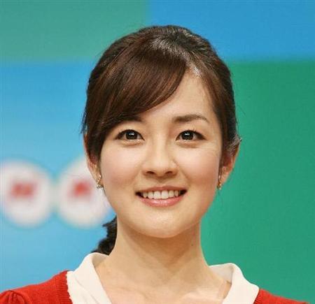 NHKの鈴木奈穂子アナ