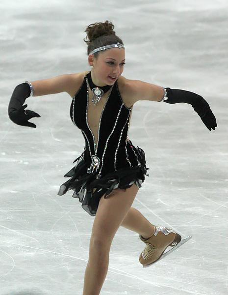 フィギュアスケートのエレーネ・ゲデヴァニシヴィリ