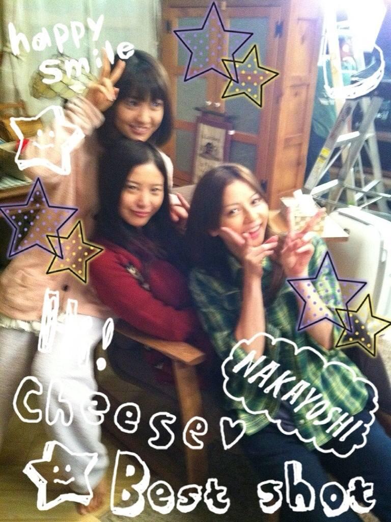 大島優子、吉高由里子、香里奈 ドラマ「私が恋愛できない理由」で共演