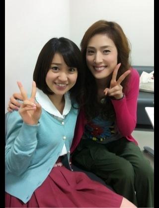 大島優子と天海祐希、ドラマ「カエルの王女さま」で共演