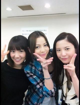 大島優子、香里奈、吉高由里子 ドラマ「私が恋愛できない理由」で共演