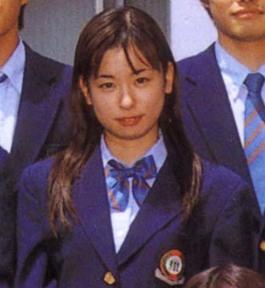 高校時代の皆藤愛子