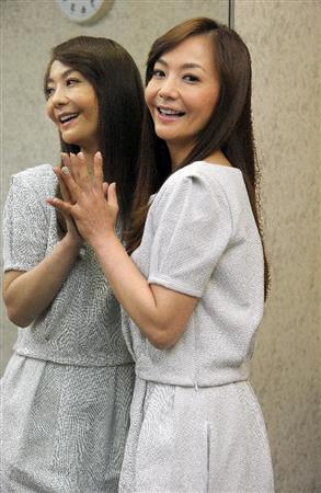 華原朋美、竹田氏と恋人関係への発展「はじめからないです」