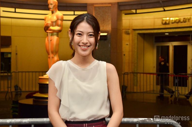 第86回アカデミー賞中継のレッドカーペット・ナビゲーターを務めた瀧本美織