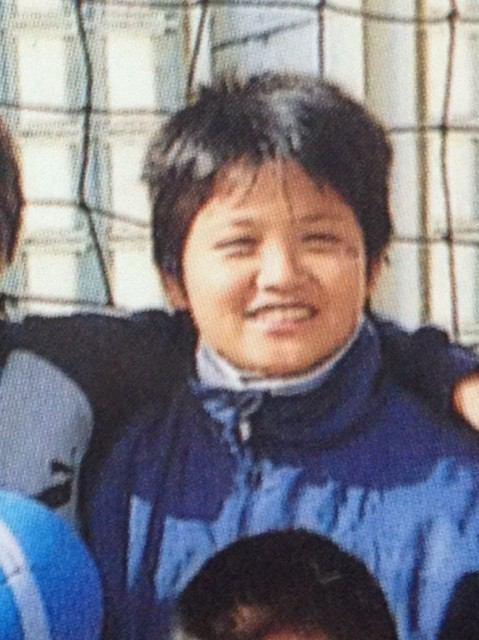 太っていた頃の藤田富