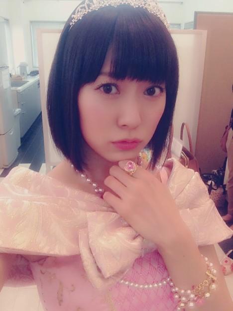 NMB48の渡辺美優紀