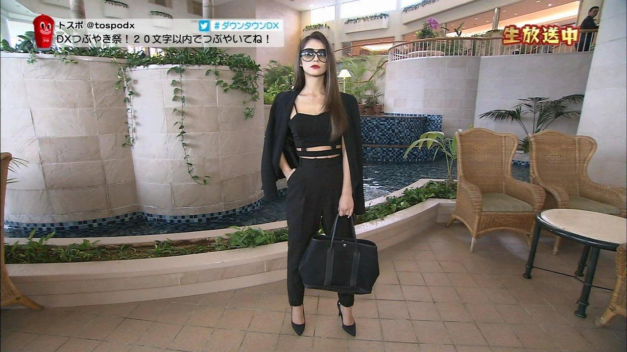 ダウンタウンDXDX、スターの私服で私服を披露したダレノガレ明美