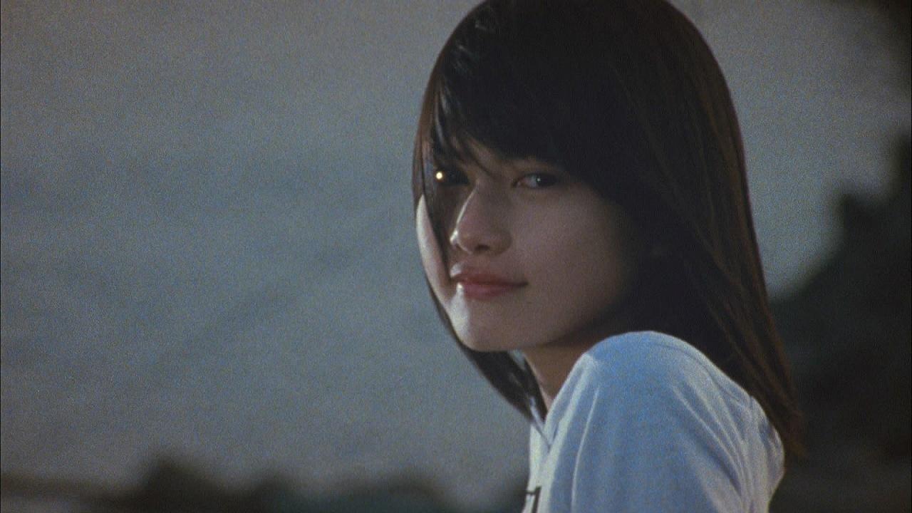 映画「告白」の橋本愛