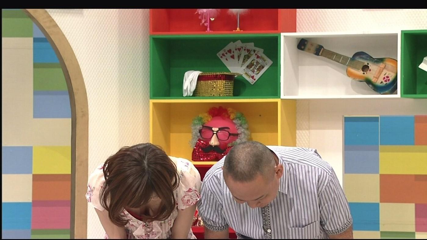 NHK演芸番組「笑いがいちばん」の杉崎美香