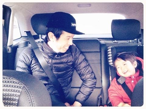 庄司智春と息子