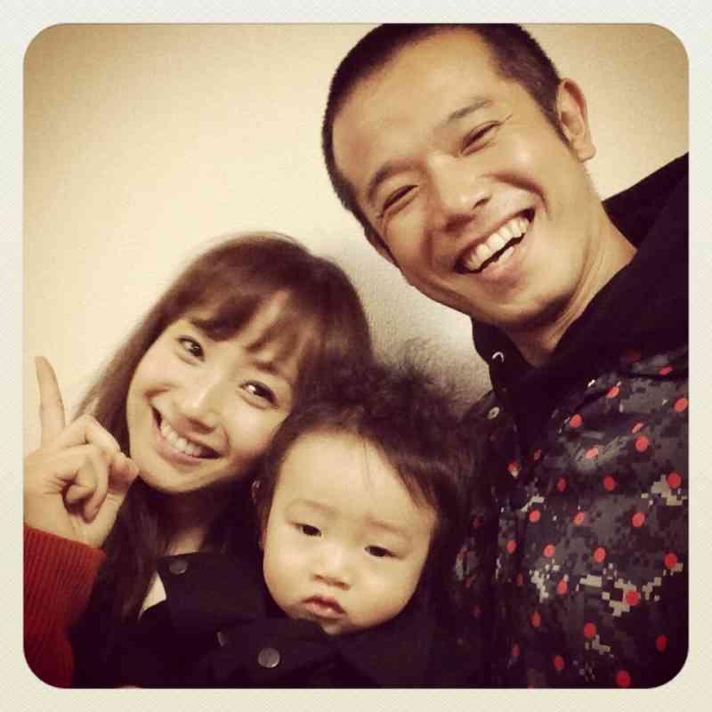 藤本美貴と庄司智春と子供