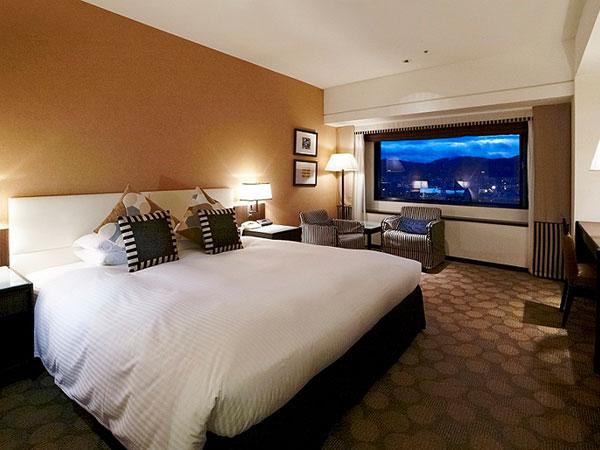 小保方晴子が常宿にしていたホテル、神戸ポートピアホテル