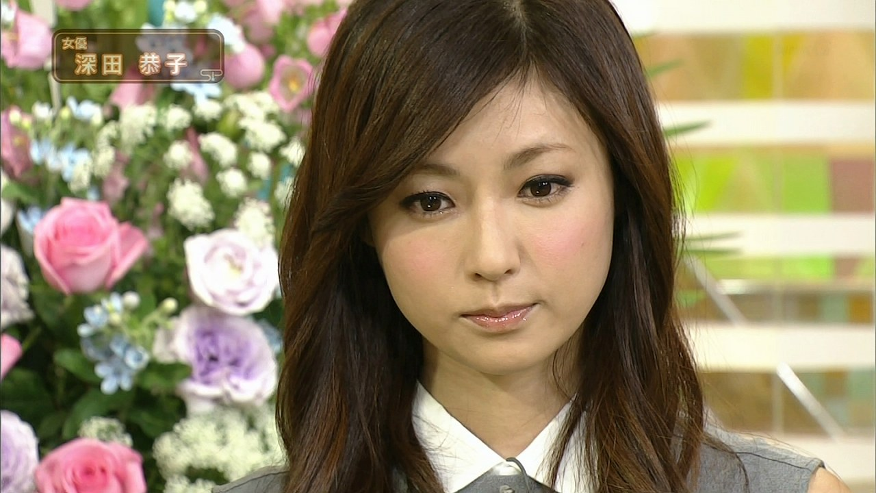スタジオパークからこんにちはに出演した深田恭子が劣化してる