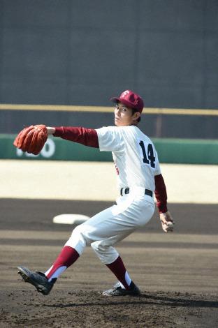 社会人野球の投手を演じた工藤公康の息子、工藤阿須加