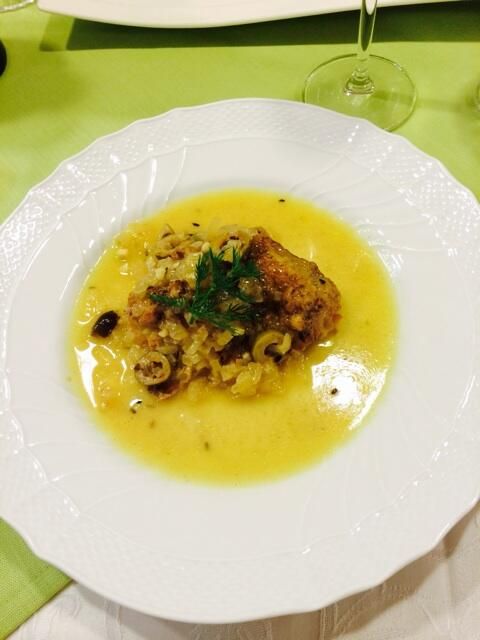 牧野結美アナの母が作ったおもてなし料理 メイン料理