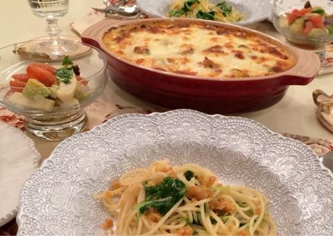 小倉優子の料理 洋食