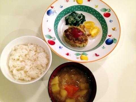 小倉優子の子供用料理