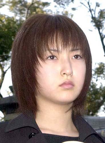 中学時代の神田沙也加