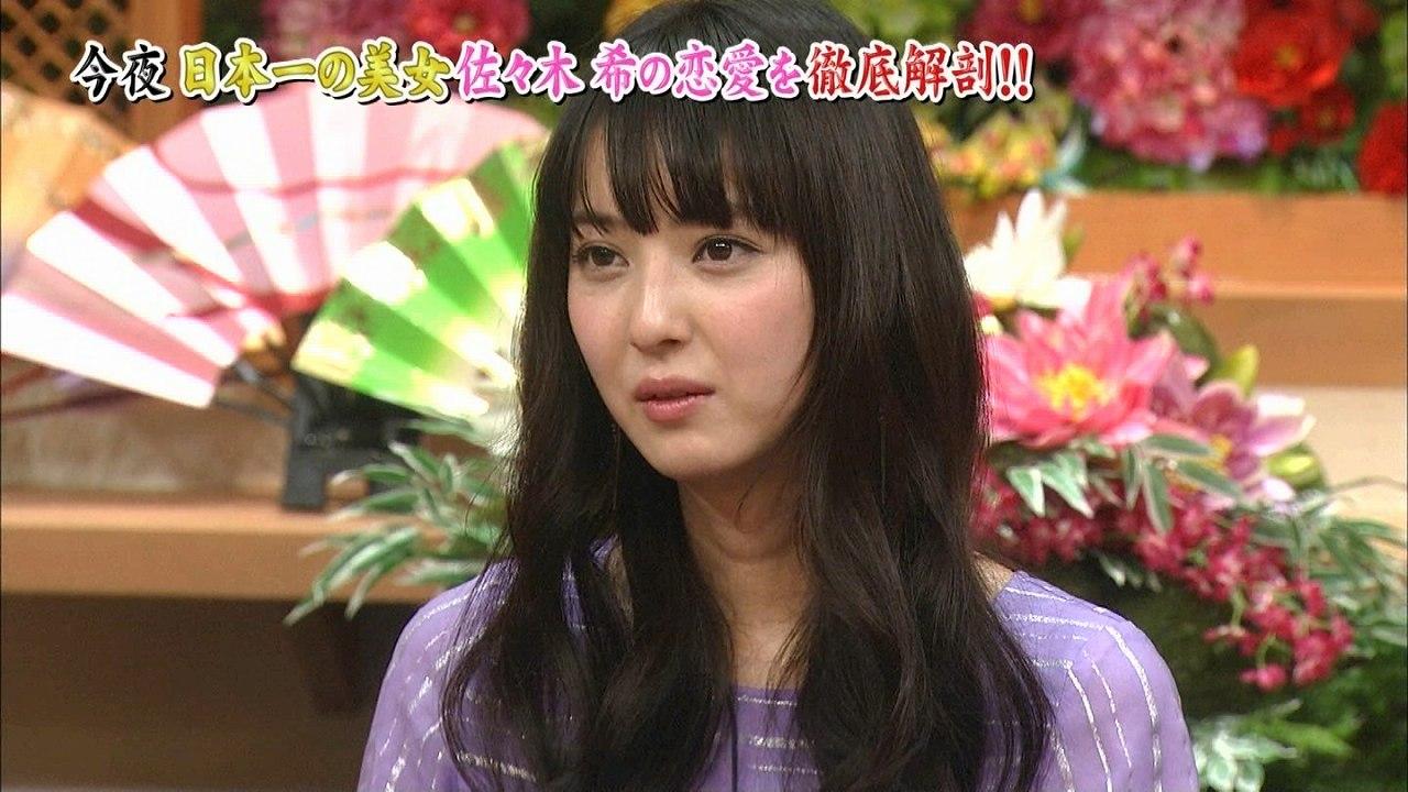 TOKIOカケルに出演した佐々木希が劣化