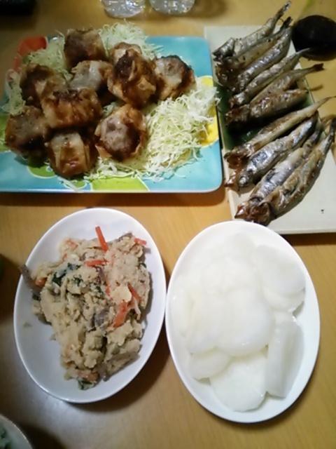 北斗晶の料理