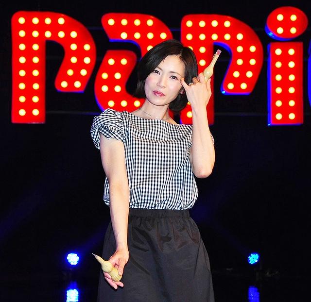 「大人AKB48」合格者の塚本まり子さん