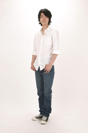 速水もこみちの弟、モデル・俳優の俵尚希