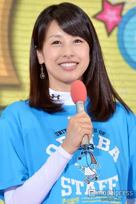 フジテレビの加藤綾子アナ