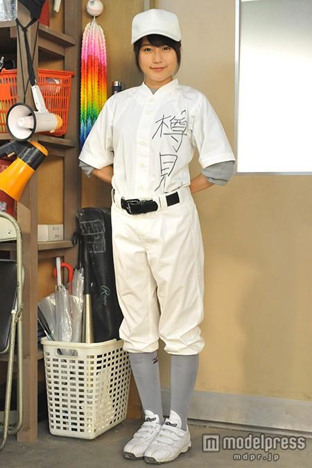 ドラマ「弱くても勝てます~青志先生とへっぽこ高校球児の野望~」の有村架純