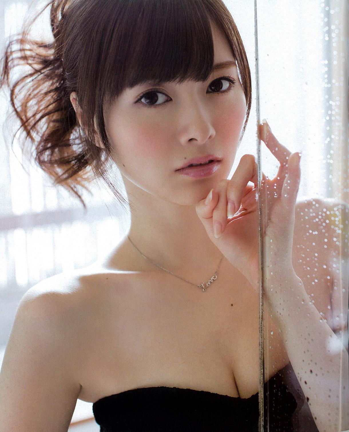 乃木坂46の白石麻衣