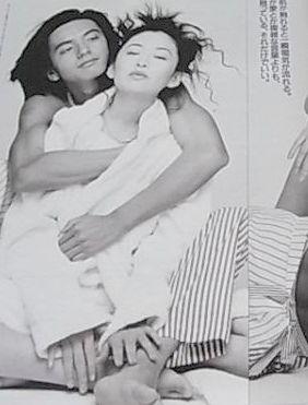 保阪尚希と松雪泰子