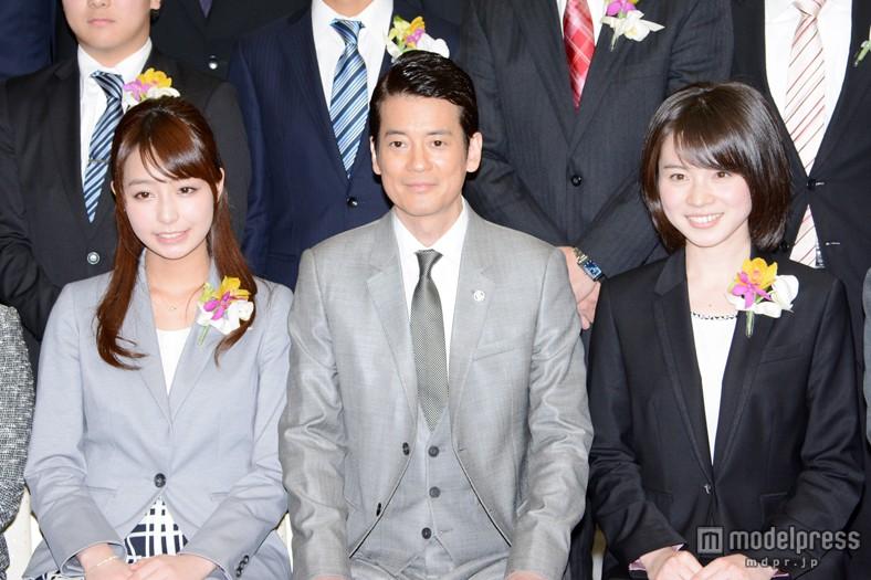 TBSの入社式の宇垣美里アナ