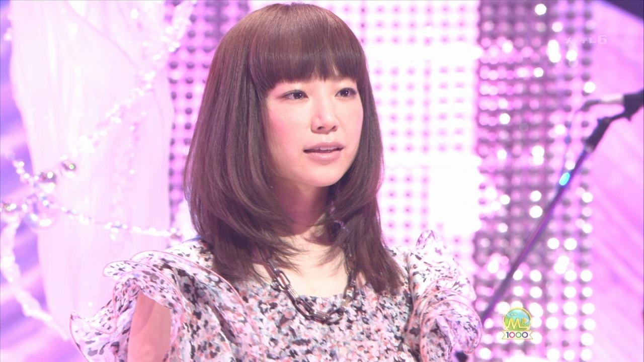 38歳でミュージックステーションに出演したYUKI