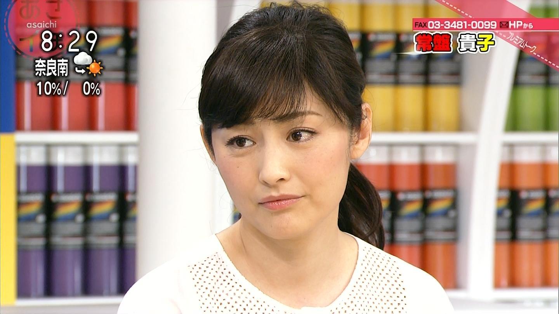 NHK「あさイチ」に出演した常盤貴子