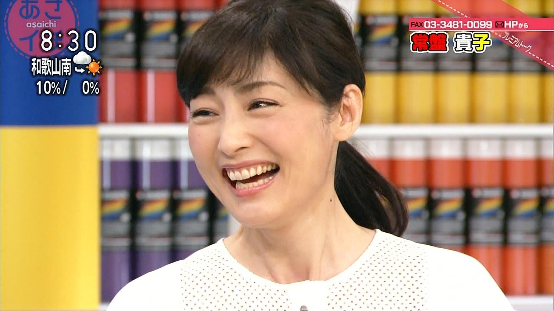 NHK「あさイチ」に出演した常盤貴子、年相応に劣化